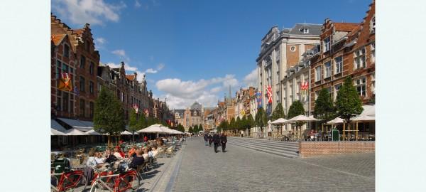 Op ontdekking in Leuven
