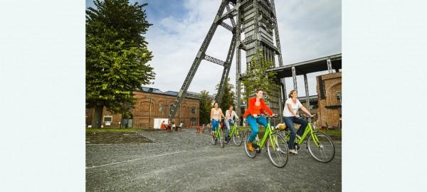 Met de fiets door de mijnstreek
