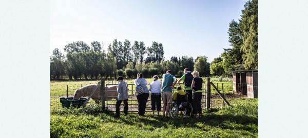 Proeven van het plattelandsleven