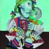In de voetsporen van Picasso