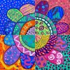 Kunst om je bubbel op te fleuren